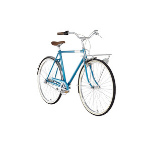 Creme Caferacer Uno City Bike Men blue